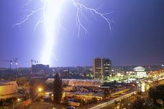 thunderstorm Lizenzfreie Stockbilder