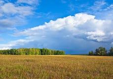 Thunderstorm cloud Stock Photos