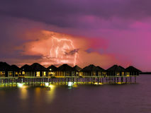 Thunderstorm Royalty Free Stock Photography