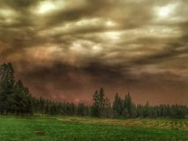 Thunderstorm Stock Image