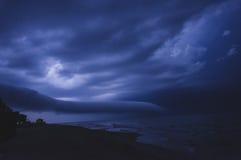 Thunderstorm Stock Photo