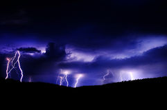 Thunderstorm Stock Image