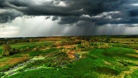 thunderstorms Immagini Stock