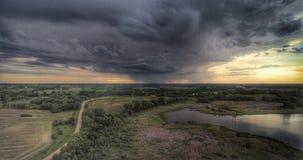 thunderstorms Fotografia Stock Libera da Diritti