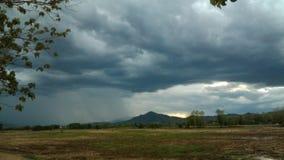 thunderstorms Stockfotos