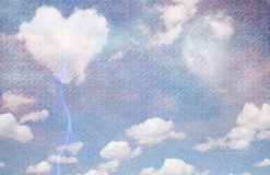 thunderstruck Imagenes de archivo