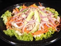 Thunfisch-Salat Stockbild