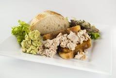 Thunfisch-Sandwich Lizenzfreies Stockbild