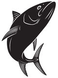Thunfische vektor abbildung