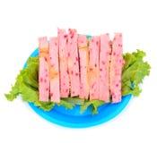 Thunfischsandwiche Stockbild