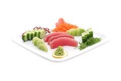 Thunfischset Lizenzfreies Stockbild