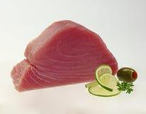 Thunfischsteak Stock Afbeelding