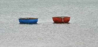 THUNG小船 库存图片