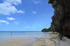 Thung ha cantato la spiaggia Fotografie Stock Libere da Diritti