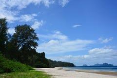 Thung ha cantato la spiaggia Fotografia Stock