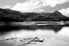 Thung Nai. I traveled to Hoa Binh - Vietnam anh took this shot Royalty Free Stock Photos