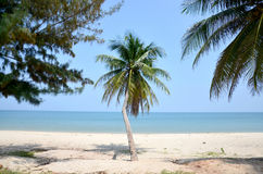 Thung Wua Laen Beach Stock Photo