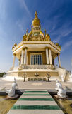 ThungSetThi Temple (Khonkaen) Stock Photo