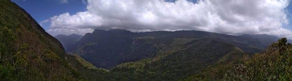 Thunhisgala峰顶 库存图片