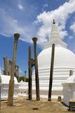 thuparamaya ναών sri lanka anuradhapura Στοκ Φωτογραφίες