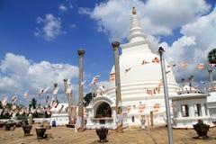 Thuparamaya dagoba Royalty Free Stock Image