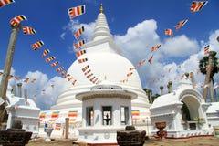 Thuparamaya dagoba Stock Images