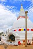 Thuparamaya Dagoba, Sri Lanka UNESCO World Heritage Royalty Free Stock Images