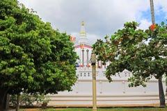 Thuparamaya Dagoba, Sri Lanka UNESCO World Heritage Stock Images