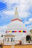 Thuparamaya Dagoba, Sri Lanka UNESCO World Heritage Royalty Free Stock Photography