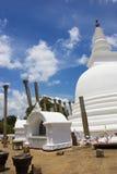 Thuparamaya Temple, Anuradhapura, Sri Lanka Stock Images