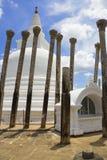 Thuparamaya Temple, Anuradhapura, Sri Lanka Royalty Free Stock Photography