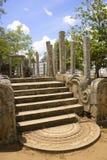 Thuparamaya Temple, Anuradhapura, Sri Lanka Royalty Free Stock Images