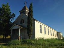 Thurber-Kirche Lizenzfreie Stockbilder