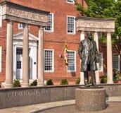 Thurgood Marshall Memorial Stock Photos