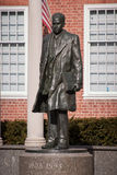 Thurgood Marshall monument, Annapolis, MD Stock Images