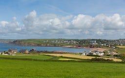 Thurlestone Południowy Devon Anglia UK Obraz Stock