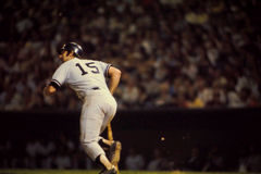 Thurman Munson New York Yankees Royalty Free Stock Photo