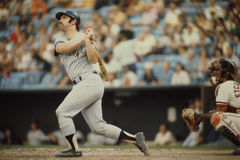 Thurman Munson New York Yankees Royalty Free Stock Images