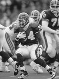 Thurman Thomas. Buffalo Bills RB Thurman Thomas, #34. (Image taken from the B&W negative stock photo