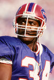 Thurman Thomas. Buffalo Bills RB Thurman Thomas. (image taken from color slide stock photos