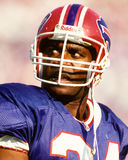 Thurman Thomas. Buffalo Bills RB Thurman Thomas. ( Image taken from color slide stock photography