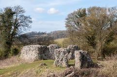 Thurnham slott Arkivbild