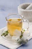 Thyme Herbal Tea Royalty Free Stock Photo
