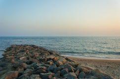 Thyrreense Zee Stock Foto