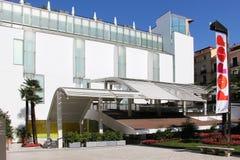 Thyssen bornemisza museum, madrid Stock Photography