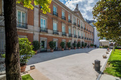 Thyssen-Bornemisza museum, Madrid, Spanien Arkivfoton