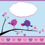 Ti amo! illustrazione di stock