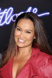 Tia Carrere. At the Footloose Los Angeles Premiere, Regency Village Thester, Westwood, CA 10-03-11 Stock Photography