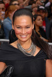Tia Carrere Royalty Free Stock Images