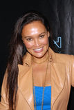 """Tia Carrere. At the TRON Legacy"""" & MySpace Comi-Tron Party, Flynn's Arcade, San Diego, CA 07-23-10 Stock Image"""